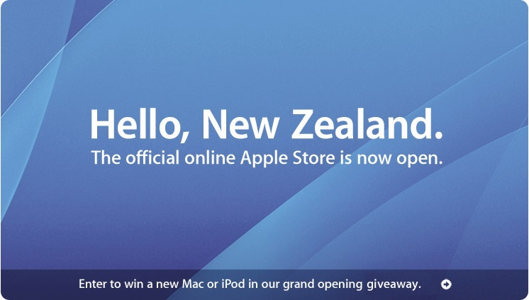 Apple store grand opening giveaways